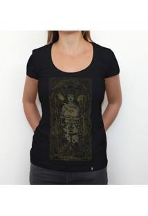 Garden - Camiseta Clássica Feminina