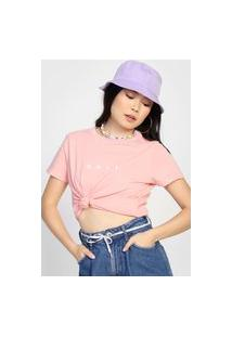 Camiseta Roxy Basichique Coral