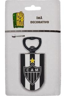 Imã Atlético Mineiro 2 Abridor Garrafa