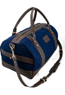 Mala De Academia Azure Hylberman Azul
