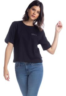Camiseta Levis Graphic Parker - 00680 Preto - Kanui