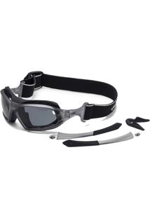 bc7d1f3bb285f Óculos De Sol Mormaii Floater Kit Fume Fosco - Masculino-Cinza