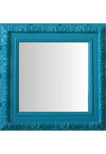 Espelho Moldura Rococó Externo 16262 Anis Art Shop