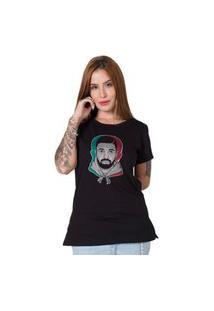 Camiseta Drake Preto
