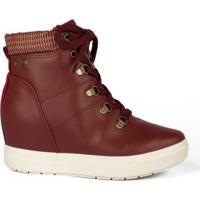 19e39201d Sapato Show. Tênis Sneaker Flatform Dakota G0791