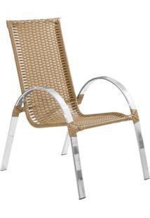 Cadeira Driely Bege