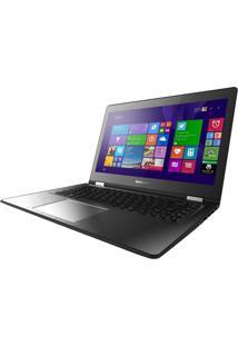 "Notebook Lenovo Yoga 500-14Ibd - Intel Core I3-5005U - Ram 4Gb - Hd 500Gb - Touchscreen 14"" - Windows 10 Home"