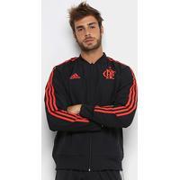 b5fe559b9c Jaqueta Flamengo Viagem Adidas Masculina - Masculino