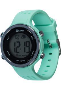 Relógio Digital X Games Xfppd067 - Unissex - Verde Claro