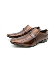 Sapato Social Venetto Prince Cedro