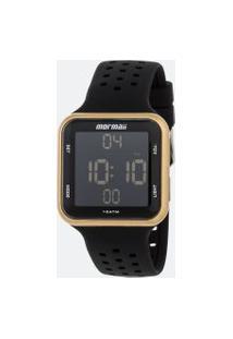 Relógio Unissex Mormaii Mo6600/8D Digital 10Atm | Mormaii | Preto | U