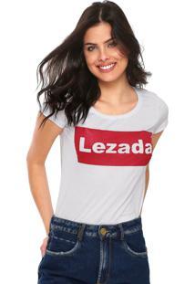 Camiseta Fiveblu Lezada Branca