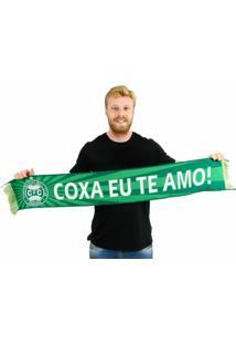 Cachecol Coritiba Fc 04 Estações - Unissex