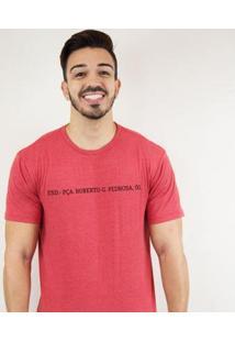 Camiseta Zé Carretilha - Sao-Tricolor-Praca Masculina - Masculino