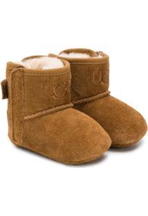 Ugg Australia Kids Jesse Ii Lined Boots - Marrom