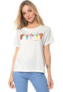 Camiseta Cantão Libras Off-White
