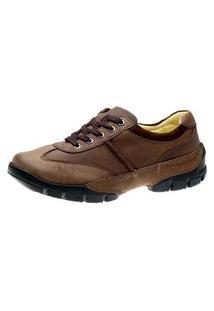 Sapato Adventure Doctor Shoes 2214 Café