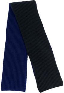 Marni Cachecol Color Block - Azul