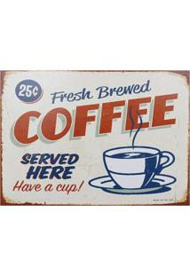 Quadro Fresh Brewed Coffee Fullway 70X50