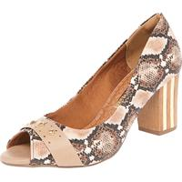 66cc4ba6f Peep Toe Via Marte feminino | Shoes4you