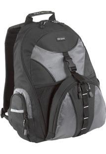 "Mochila Targus Nylon - Compartimento Para Notebook De Até 15.4"" - Cinza - 4Z10F76836"