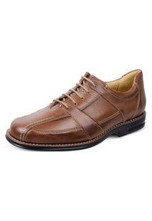 Sapato Social Sandro Moscoloni New Jersey Tan