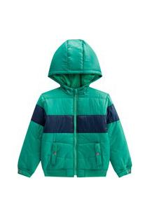 Jaqueta Infantil Menino Kyly Verde