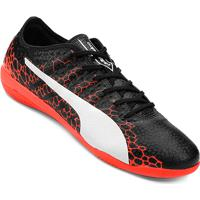 44b84f511f Chuteira Futsal Puma Evopower Vigor 3 Graphic It - Unissex