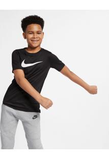 Camiseta Nike Dri-Fit Swoosh Infantil