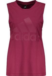 d95c9f8e72407 Regata Adidas Essentials Soli Feminina Roxo