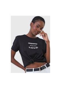 Camiseta Radiate Preta