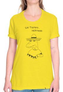 Sin Tiempo Hermano - Camiseta Basicona Unissex
