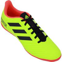 Chuteira Futsal Adidas Predator Tan 18 4 In - Unissex ee48a7b1a800a