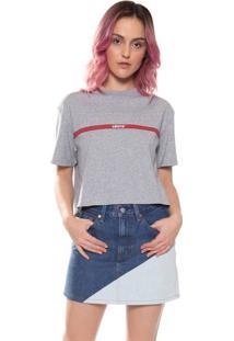 Camiseta Levis Graphic Varsity - L