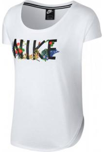 5ba71c466f Camisetas Esportivas Floral Ombro