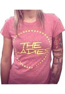 Camiseta C1C The Ladies Vermelho Eco