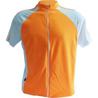 3ee85d27df9 Camiseta Ciclismo D&A Collection Manga Curta Ziper Total - Masculino