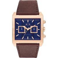 bc166dbde74 Relógio Armani Exchange Masculino - Ax2225 0An Ax2225 0An - Masculino-Marrom