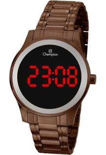 Relógio Champion Digital Ch48046R Feminino - Feminino
