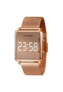 Relógio Feminino Lince Mdr4619L-Bxrx Digital | Lince | Rosa | U