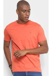 Zattini. Camiseta Calvin Klein Básica Masculina ... 7970b6deb3