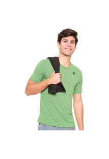 Camisa Esporte Legal Porus Poliamida Verde