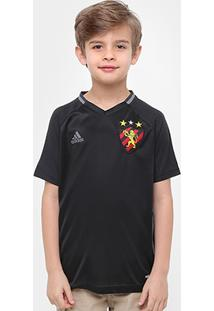 Camisa De Treino Sport Recife Infantil Adidas - Masculino