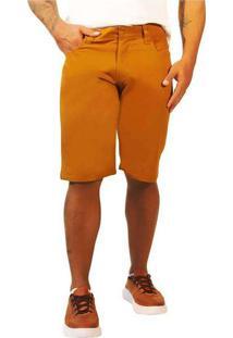 Bermuda Jeans Masculina Sandro Moscoloni Basic Mar