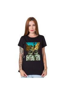 Camiseta From Space Preto