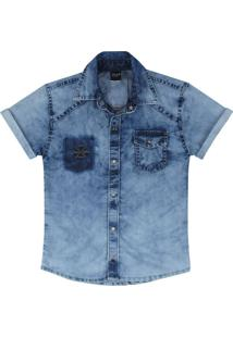 Camisa Look Jeans Sky Jeans
