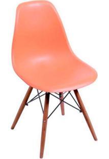Cadeira Eames I Laranja