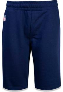 Bermuda New Era Performance New England Patriots Azul Marinho