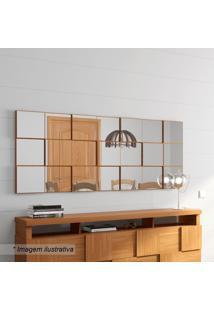 Painel Decorativo Quadriculado- Nobre- 75X5X175Cmdalla Costa
