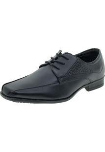 Sapato Infantil Masculino Broken Rules - 95026 Preto 01 32